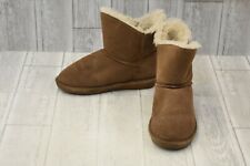 Bearpaw Rosie Boots - Women's Size 7 - Hickory
