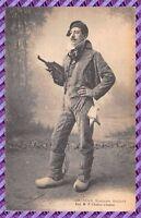 Carte postale - Bressan ( Ancien Costume )