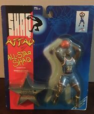 1993 - Kenner - Over-The-Top Collection - Shaq Attaq - All-star Shaq Action Fig.