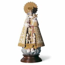 Lladro Our Lady of The Forsaken Figurine. Numbered Edition 01001394