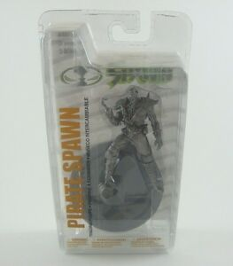 McFarlane Toys Spawn 3 Inch Series 2 Pirate VARIANT Action Figure MIB Sealed New