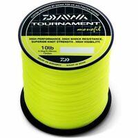 Daiwa Monofilament line Tournament Flouro Monofilament 15Lb & 25Lb