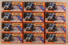 MATCHBOX POWER GRABS #18 GMC School Bus, 2018 issue ● LOT of 12x (NEW in BOXES)