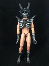 """1972 TAKARA HENSHIN CYBORG-DOKURO KING KAIJIN SET-12"""" Figure-Complete"""