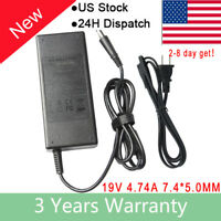 90W Adapter Charger Power Cord for HP elitebook 2530p 8440p 8540w 2540p 8460p