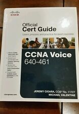 Official Cert Guide: CCNA Voice 640-461 by Jeremy Cioara and Michael...