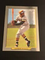 2020 Topps Turkey Red Chrome Roberto Clemente #TRc69