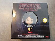 New~Funko~5 Star Stranger Things~Mike with radio stylized vinyl figure~NIB