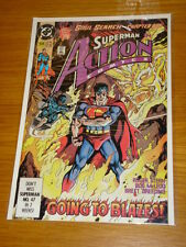 ACTION COMICS #656 DC NEAR MINT CONDITION SUPERMAN AUGUST 1990