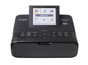 New Canon Selphy CP1300 Printer - Black