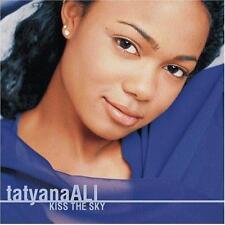 TATYANA ALI - Kiss The Sky (CD 1998) USA First Edition R&B Fresh Prince
