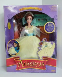 Anastasia Movie Dream Waltz Doll Cassette Tape 1997 Galoob 20th Century Fox NEW