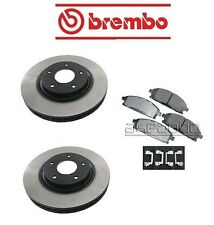 Brembo Front Brake Kit with Rotors & Pads fits Nissan Quest 2004-2009 V6 3.5L
