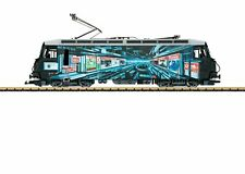 "Lgb 21429 locomotora Eléctrica GE 4/4 III ""mirada"" el RhB escala G"