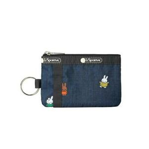 LeSportsac Dick Bruna ID Card Case Wallet in Miffy and Friends NWT Final