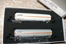 HS   L.S. Models LS30758 Set Kesselwagen 2 teilig  Uas  F-VTG