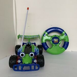 Disney Store Toy Story Pixar TOYBOX RC CAR Remote 27 MHz - See Notes