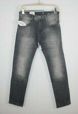 EDC by ESPRIT Herren 5-Pocket Jeans Slim Fit washed out black