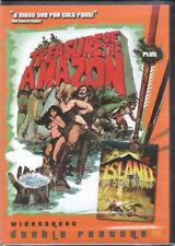 Treasure of the Amazon / Island of Lost Souls (DVD 2007 Blair & Assoc)