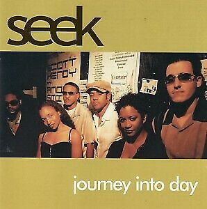 Seek - Journey Into Day - CD -