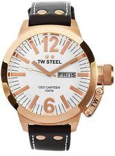 TW Steel Men's CEO Canteen Quartz Watch - CE1018 NEW