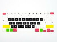 "Rainbow Keyboard Cover Protector for Apple MacBook Pro Air 13.3"" 15.4"" 17"" <2016"