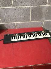 Vtg CASIO CASIOTONE  MT-55 ELECTRONIC Portable Keyboard Piano Working