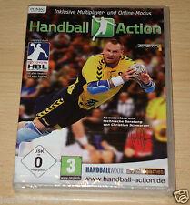 Handball Action PC Videospiel NEU und OVP 4250015301791