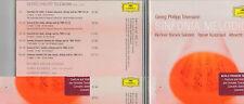 Telemann sinfonia melodica di Berlino barocco solisti Albrecht Mayer (BOX 31)