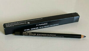 NEW! MAC COSMETICS EYE KOHL PENCIL LINER - PHONE NUMBER ( CHARCOAL BLACK ) SALE