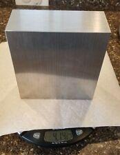Beryllium metal alloy Huge 4lbs! AlBeMet Am162 billet
