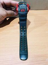 Vintage G-Shock G-7400 Solar Gray-Red Rasta Jamaica Reggae Bob Marley Limited