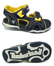 Kids's Timberland Adventure Seeker 2 Strap Sandals in Blue UK 1 / EU 33