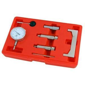 Diesel Fuel Injection Pump Timing Adjustment Gauge & Tools VW Audi Ford 4077