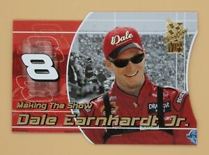 2002 VIP Making the Show Nascar Inserts - Pick Your Cards