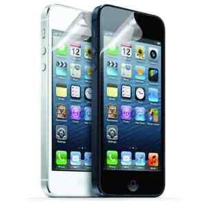 Clear Screen Protector Guard for Apple iPhone 5 SE 6 7 8 Plus 11 Pro Max 12 Mini