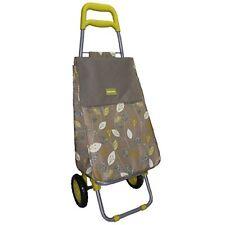 Sabichi Lemongrass Shopping Trolley 1 Multi