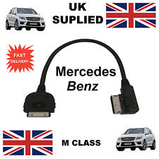 Mercedes Benz M CLASS A0018279204 iPhone 3GS 4 4GS iPod USB Cable replacement