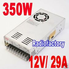 Power supply unit S350-12 AC 350W Output DC 12V 29A