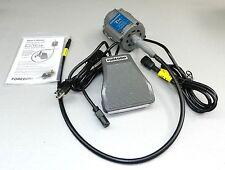 Foredom M.TX-SXR TX Flexshaft Motor High Torque M.TX & C.SXR-1 Foot Control 115v