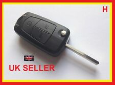 NEW VAUXHALL OPEL VECTRA C SIGNUM 3 BUTTON COMPLETE KEY 433.92MHz ELECTRONICS H