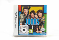 Disney Jonas (Nintendo DS/2DS/3DS) NDS-Spiel in OVP, TOP, PAL, sehr guter Zust.