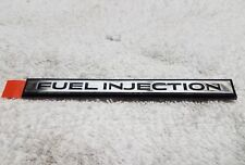 1987 General Motors Fuel Injection emblem RARE 1 YEAR ONLY New Old Stock OEM NOS