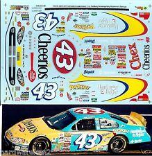 NASCAR DECAL #43 CHEERIOS 2001 DODGE JOHN ANDRETTI SLIXX