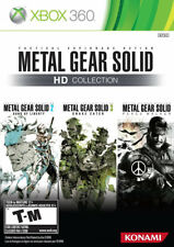 Metal Gear Solid HD Collection Xbox 360 New Xbox 360