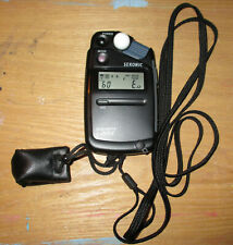 sekonic flashmate l-308s with Lumidisk and carry case good used condition