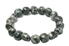 Bracelet diorite orbiculaire (pierres roulées)