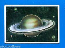 LA TERRA - Panini 1966 - Figurina-Sticker n. 12 - SATURNO -New