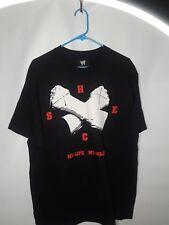 Nexus We Are One T-Shirt Large WWE WWF wrestling CM Punk Daniel Bryan John Cena