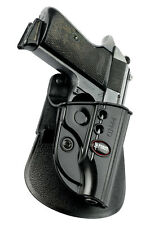 FOBUS E2 TACTICAL PADDLE HOLSTER WALTHER PPK PPKS ADJUSTABLE PISTOL CONCEAL CARY